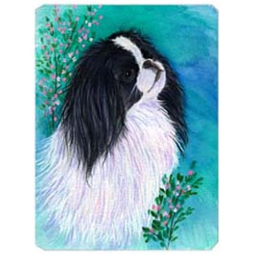 Carolines Treasures SS8134MP Japanese Chin Mouse Pad Hot Pad & Trivet