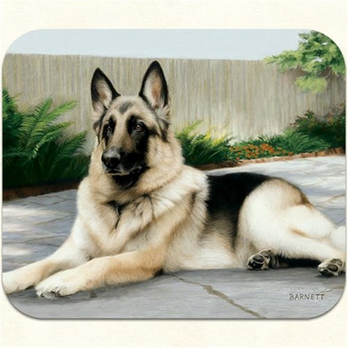 Fiddlers Elbow m2 German Shepherd-Porch Mouse Pad Pack Of 2