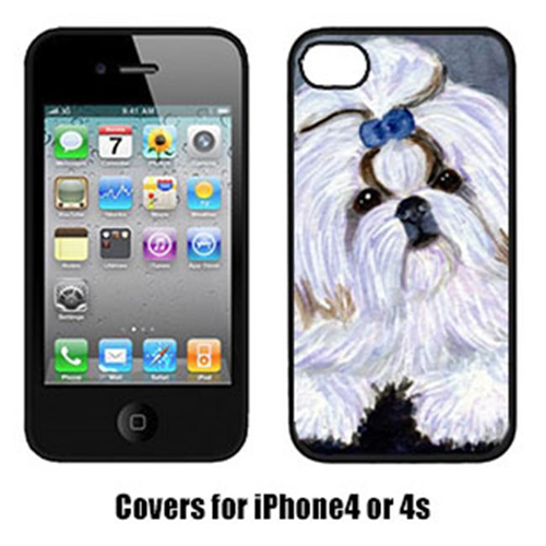 Carolines Treasures SS8685IP4 Shih Tzu Iphone4 Cover