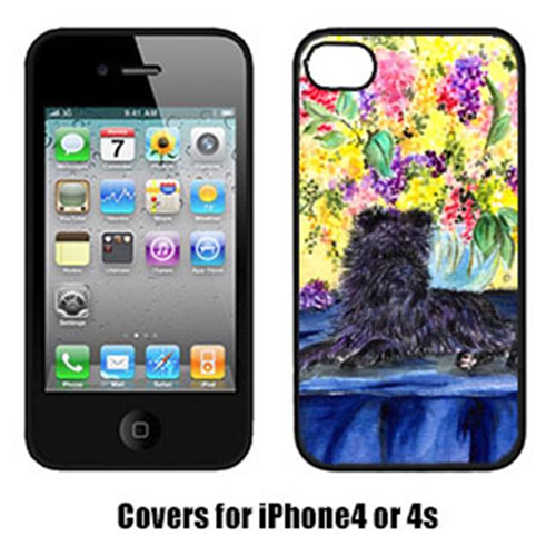 Carolines Treasures SS8296IP4 Affenpinscher Cell Phone cover IPhone 4