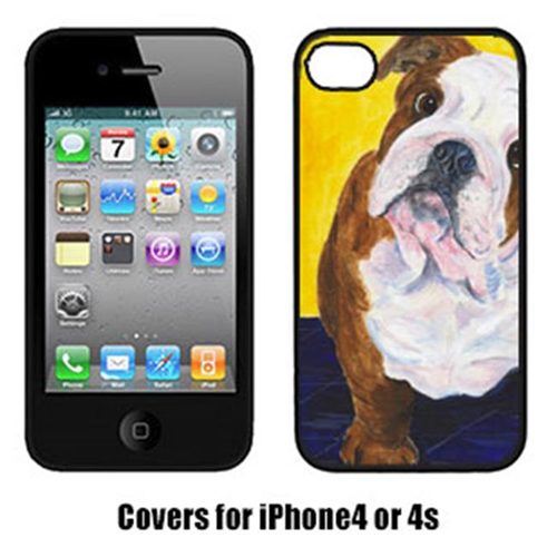 Carolines Treasures SS8415IP4 Bulldog Cell Phone Cover Iphone4