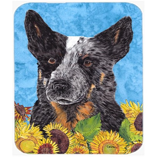 Carolines Treasures SC9055MP Australian Cattle Dog Mouse Pad Hot Pad Or Trivet