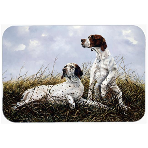 Carolines Treasures HMHE0011MP English Pointer by Michael Herring Mouse Pad Hot Pad or Trivet