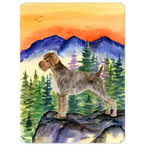 Carolines Treasures SS8226MP German Wirehaired Pointer Mouse Pad Hot Pad & Trivet
