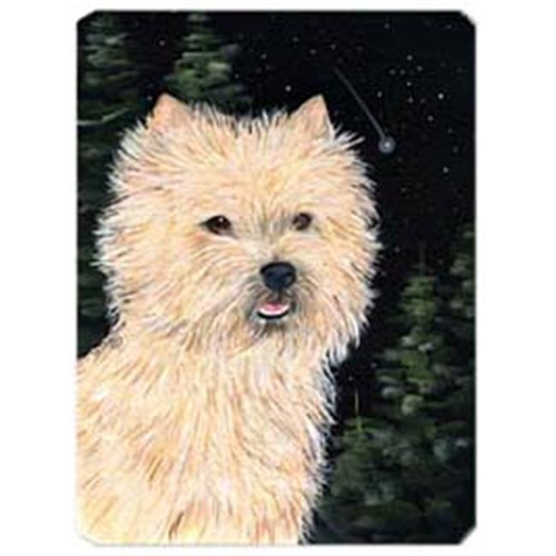 Carolines Treasures SS8502MP Starry Night Cairn Terrier Mouse Pad