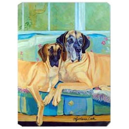 Carolines Treasures 7280MP 8 x 9.5 in. Great Dane Mouse Pad Hot Pad or Trivet