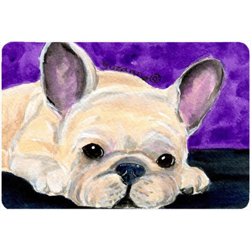 Carolines Treasures SS8698MP French Bulldog Mouse Pad Hot Pad Or Trivet