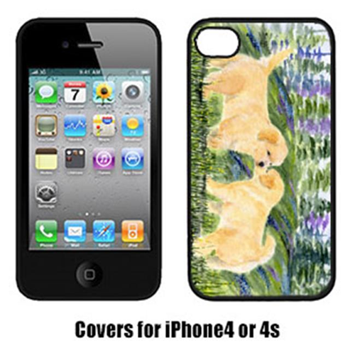 Carolines Treasures SS8102IP4 Golden Retriever Iphone 4 Cover