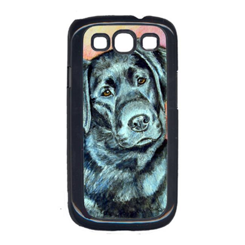 Carolines Treasures 7177GALAXYSIII Black Labrador Galaxy S111 Cell Phone Cover
