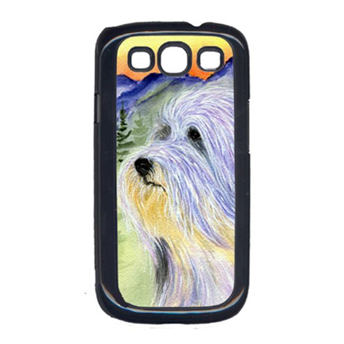 Carolines Treasures SS8244GALAXYSIII Bearded Collie Cell Phone Cover Galaxy S111