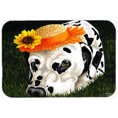 Carolines Treasures AMB1340MP My Sun Spot Dalmatian Mouse Pad Hot Pad or Trivet