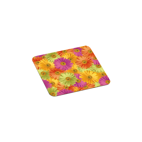 3M Designer Series Mouse Pad 9x8 Daisy MP114DS Pack Of 6