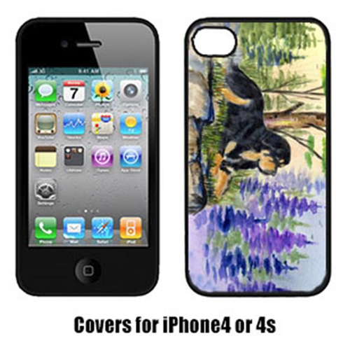 Carolines Treasures SS8007IP4 Tibetan Mastiff Iphone 4 Cover