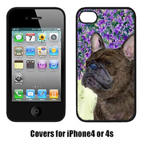 Carolines Treasures SS8676IP4 French Bulldog Iphone4 Cover
