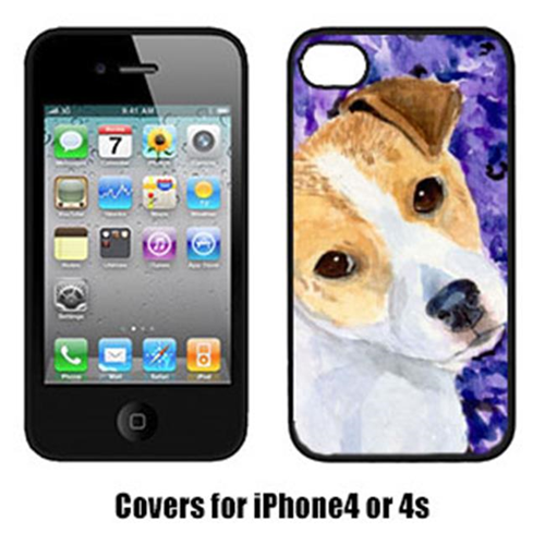 Carolines Treasures SS8740IP4 Jack Russell Terrier Iphone4 Cover