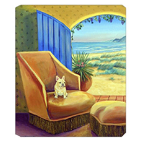 Carolines Treasures 7181MP 8 x 9.5 in. French Bulldog Mouse Pad Hot Pad Or Trivet
