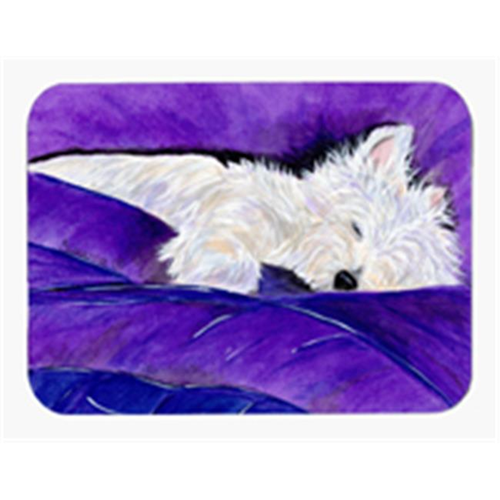 Carolines Treasures SS8337MP Westie Mouse Pad