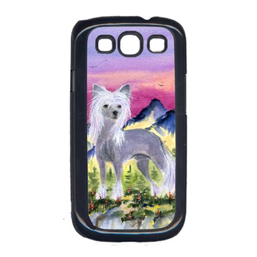 Carolines Treasures SS8326GALAXYSIII Chinese Crested Cell Phone Cover For Galaxy S111