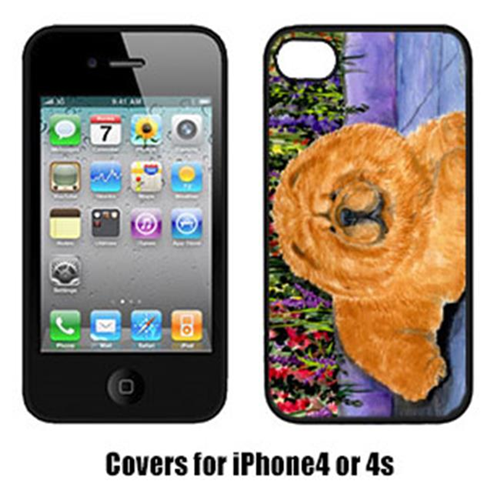 Carolines Treasures SS8601IP4 Chow Chow Iphone4 Cover