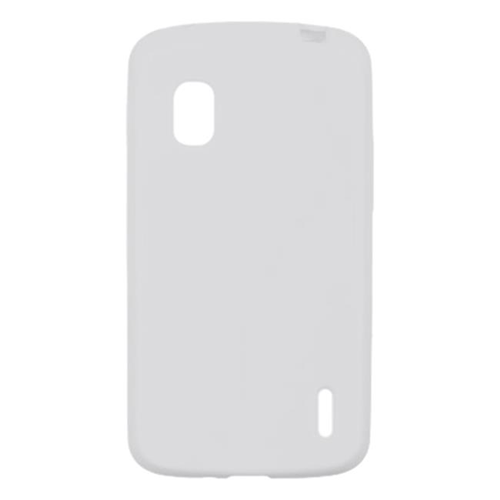 Dreamwireless Skin Case for LG Nexus 4 - Clear