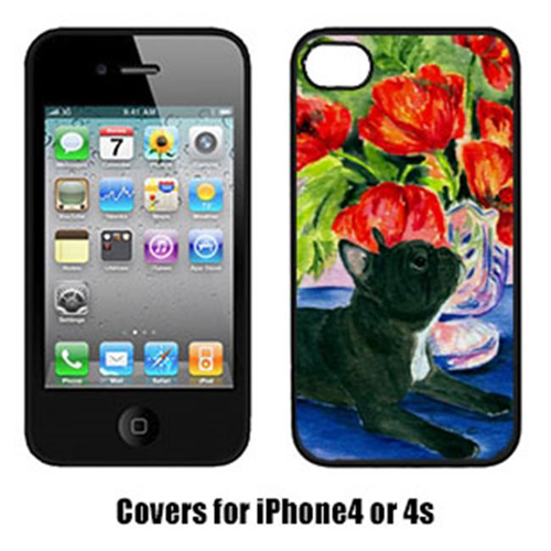 Carolines Treasures SS8308IP4 French Bulldog Cell Phone cover IPhone 4