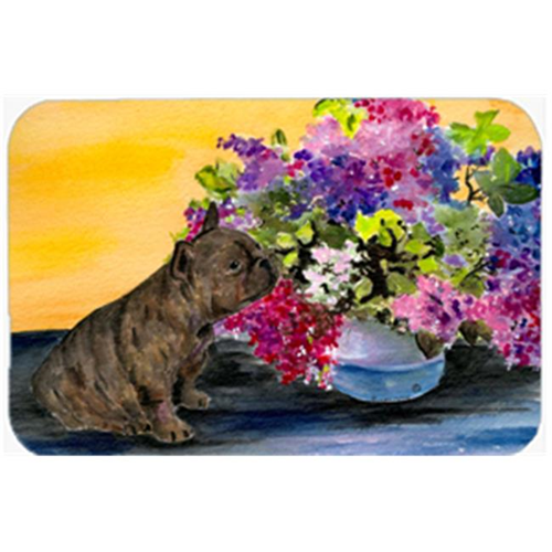 Carolines Treasures SS8536MP French Bulldog Mouse Pad & Hot Pad Or Trivet