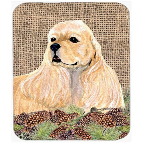 Carolines Treasures SS4060MP Cocker Spaniel Mouse Pad Hot Pad Or Trivet