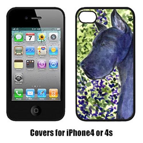 Carolines Treasures SS8745IP4 Great Dane Iphone4 Cover