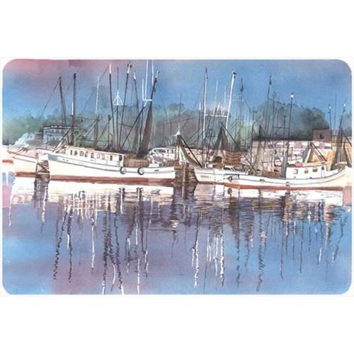 Carolines Treasures 8112MP 9.25 x 7.75 in. Harbour Mouse Pad Hot Pad Or Trivet