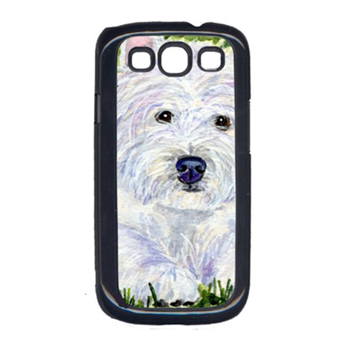Carolines Treasures SS8835GALAXYSIII Westie Galaxy S111 Cell Phone Cover