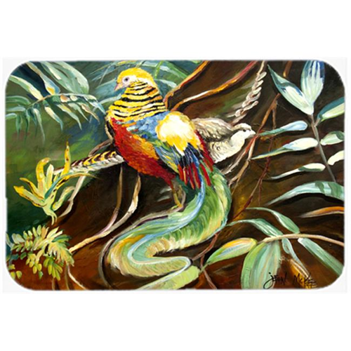 Carolines Treasures JMK1014MP Mandarin Pheasant Mouse Pad Hot Pad & Trivet