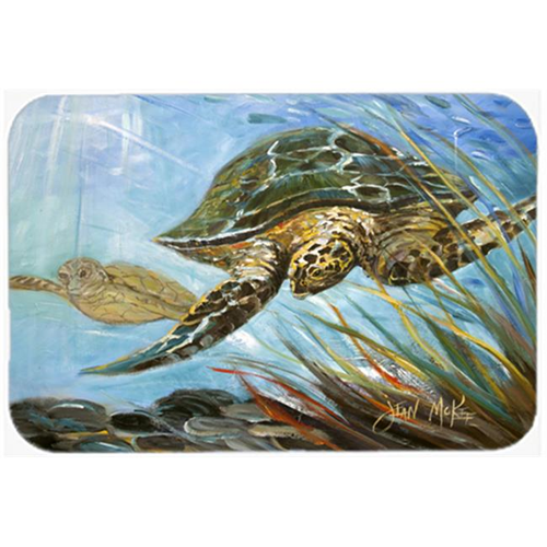 Carolines Treasures JMK1118MP Loggerhead Sea Turtle Mouse Pad Hot Pad & Trivet