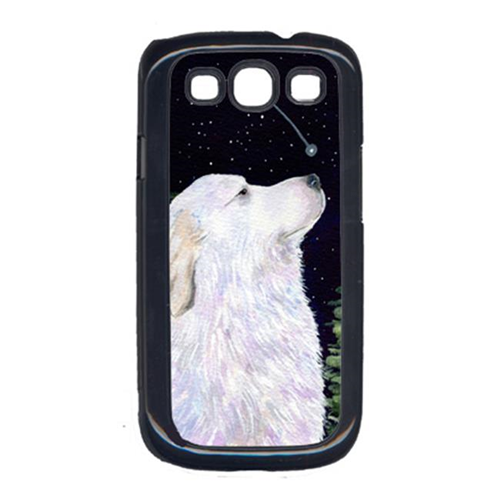 Carolines Treasures SS8470GALAXYSIII Starry Night Great Pyrenees Galaxy S111 Cell Phone Cover