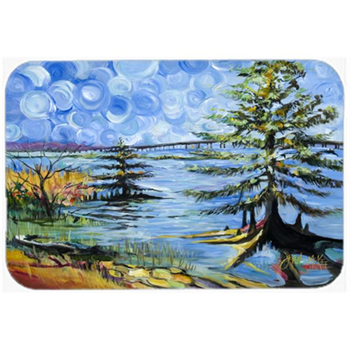 Carolines Treasures JMK1126MP Life On The Causeway Mouse Pad Hot Pad & Trivet