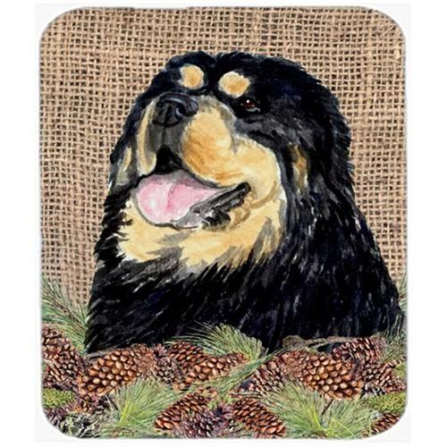 Carolines Treasures SS4101MP Tibetan Mastiff Mouse Pad Hot Pad or Trivet