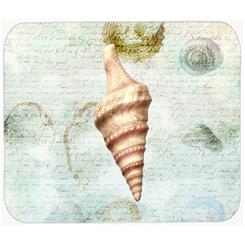 Carolines Treasures SB3049MP 9.5 x 8 in. Shells Mouse Pad Hot Pad Or Trivet
