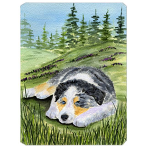 Carolines Treasures SS8283MP Australian Shepherd Mouse Pad Hot Pad & Trivet