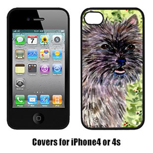 Carolines Treasures SS8815IP4 Cairn Terrier Iphone4 Cover
