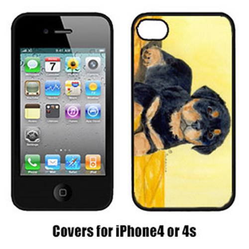 Carolines Treasures SS8690IP4 Rottweiler Cell Phone Cover Iphone4