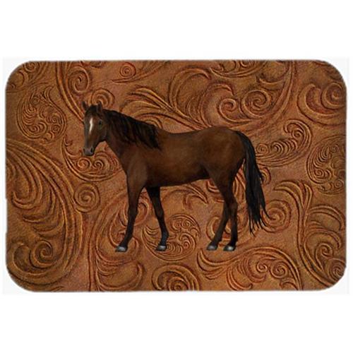 Carolines Treasures SB3066MP 7.75 x 9.25 In. Horse Mouse Pad Hot Pad Or Trivet