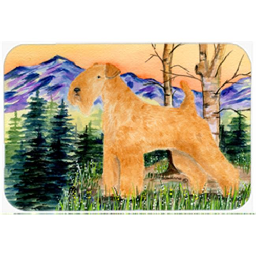 Carolines Treasures SS8168MP Lakeland Terrier Mouse Pad Hot Pad & Trivet