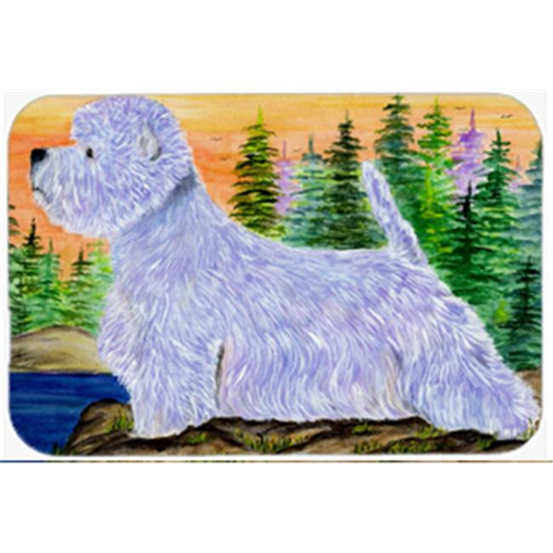 Carolines Treasures SS8418MP Westie Mouse Pad