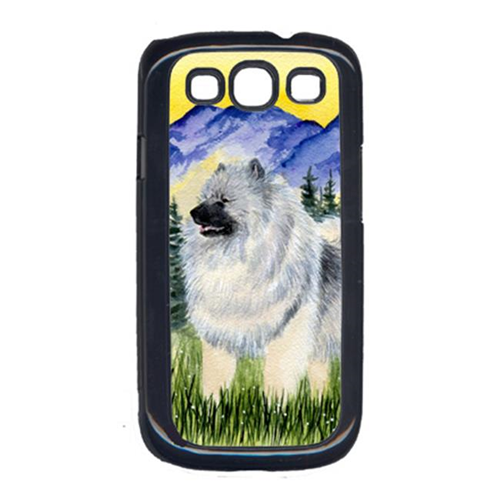 Carolines Treasures SS8323GALAXYSIII Keeshond Galaxy S111 Cell Phone Cover