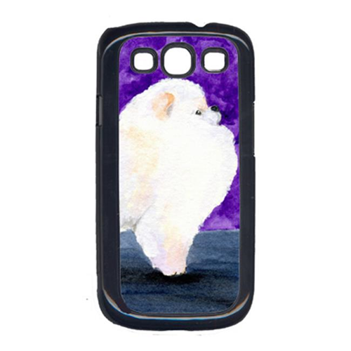 Carolines Treasures SS8688GALAXYSIII Pomeranian Cell Phone Cover Galaxy S111