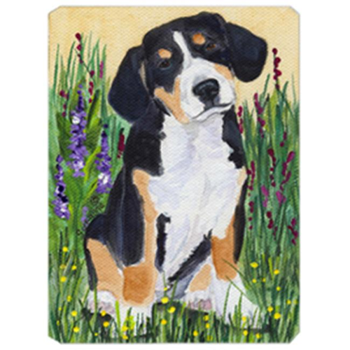 Carolines Treasures SS8216MP Entlebucher Mountain Dog Mouse Pad Hot Pad & Trivet