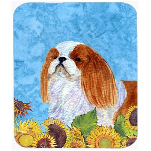 Carolines Treasures SS4140MP English Toy Spaniel Mouse Pad Hot Pad or Trivet