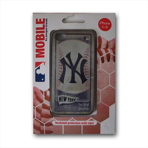 Pangea MLB Baseball iPhone 4 & 4S Hardshell Case New York Yankees
