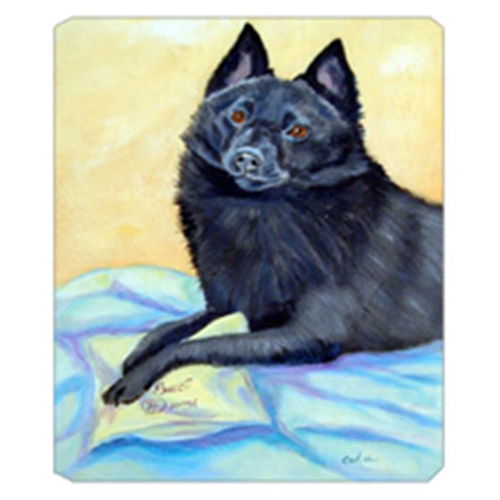 Carolines Treasures 7152MP 8 x 9.5 in. Schipperke Sweet Dreams Mouse Pad Hot Pad Or Trivet