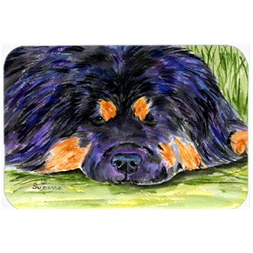 Carolines Treasures SS8519MP Tibetan Mastiff Mouse Pad & Hot Pad Or Trivet