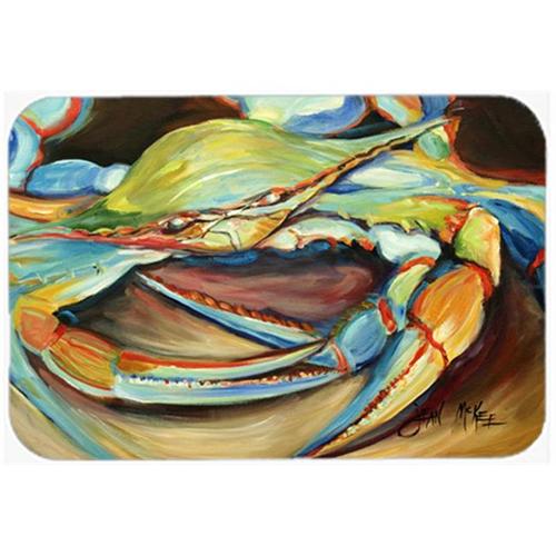 Carolines Treasures JMK1096MP Blue Crab Mouse Pad Hot Pad & Trivet